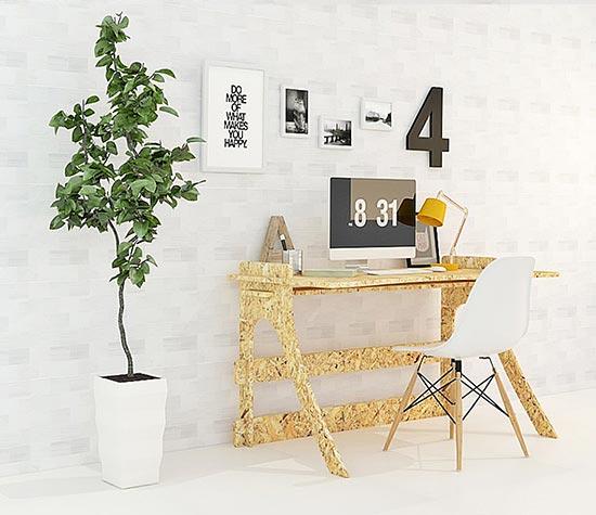 Remote Working Desk